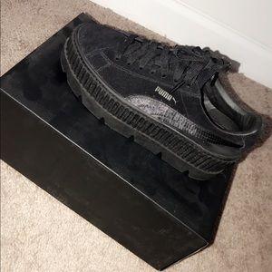 Puma X Fenty platform sneakers